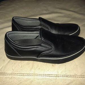 Serve safe shoes